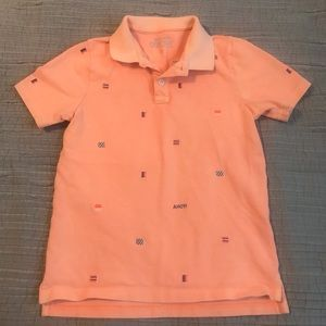 Crewcuts Boys Polo Size 10